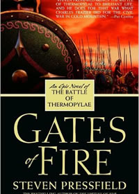 Gates of Fire: Steven Pressfield
