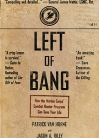 Left of Bang: Patrick Van Horne & Jason A. Riley
