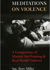 Meditations on Violence: Rory Miller